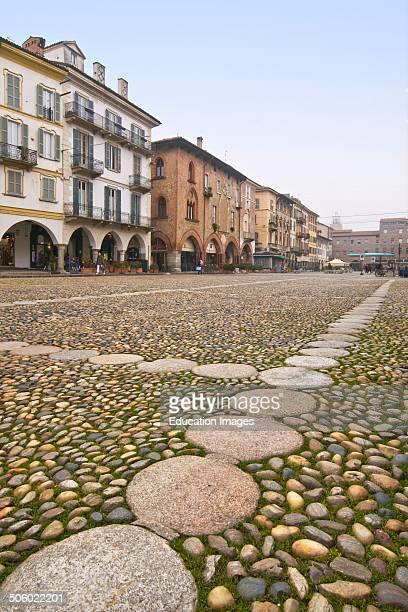 Piazza Della Vittoria Pavia Italy