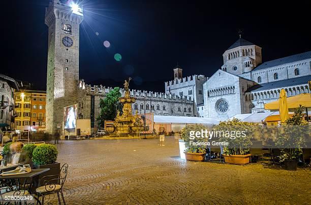 Piazza Duomo - Trento