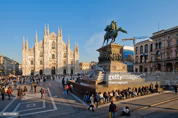 Piazza Duomo, view of the Cathedral