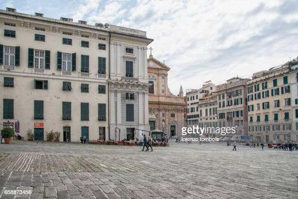 Piazza Giacomo Matteotti, Genova