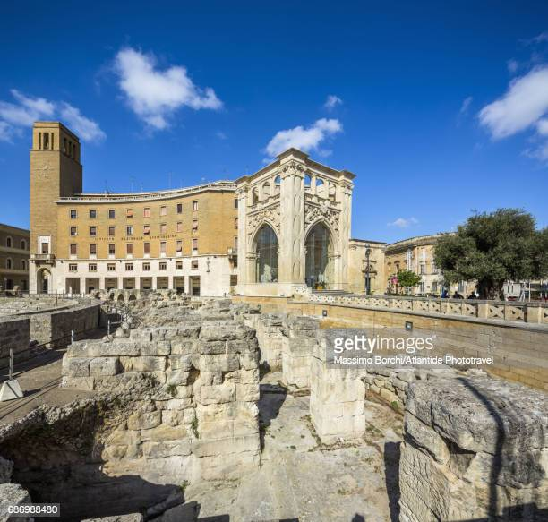 Lecce Province Stock Photos and Pictures  Getty Images
