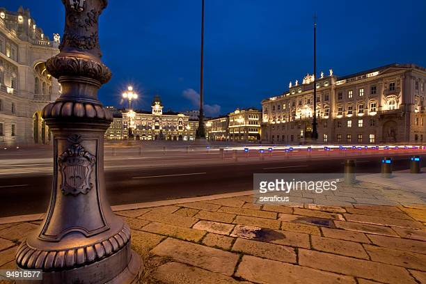 piazza unità d'italia, Triest