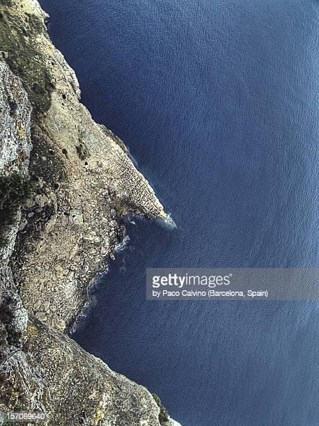 Picado sobre el mar. Cabo Formentor