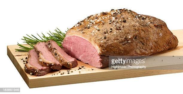 Picanha carne de res asada