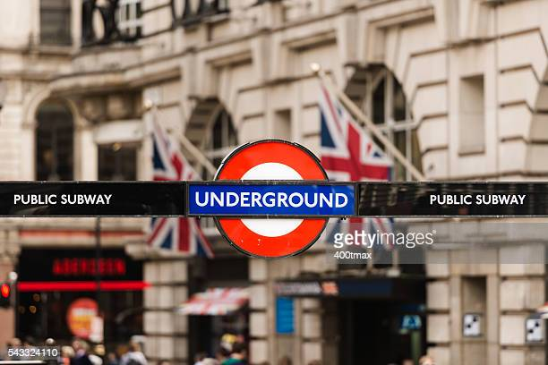 Piccadilly Circus Underground