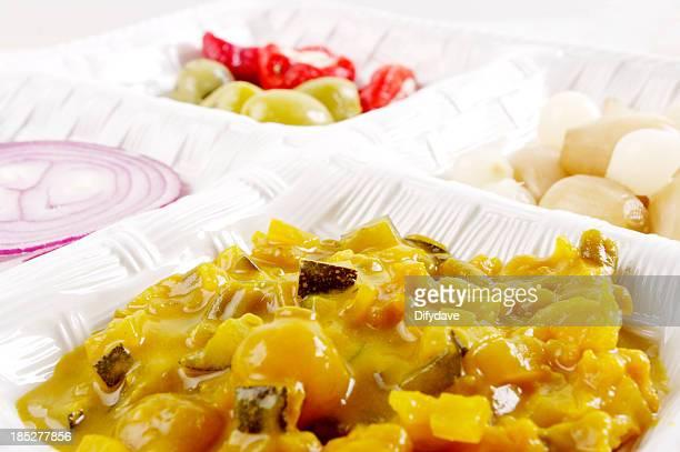 Piccalilli In Dish