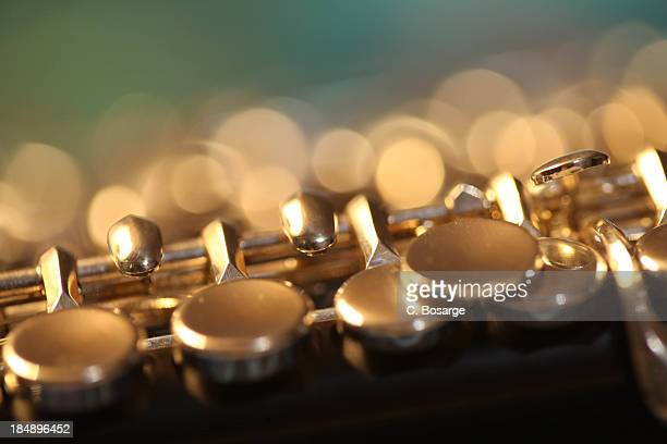 Piccolo keys