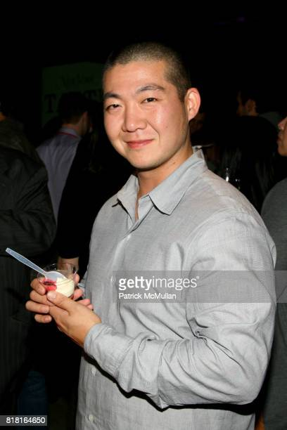 Pichet Ong attends NEW YORK TASTE Culinary Event at Skylight SoHo on November 1 2010 in New York