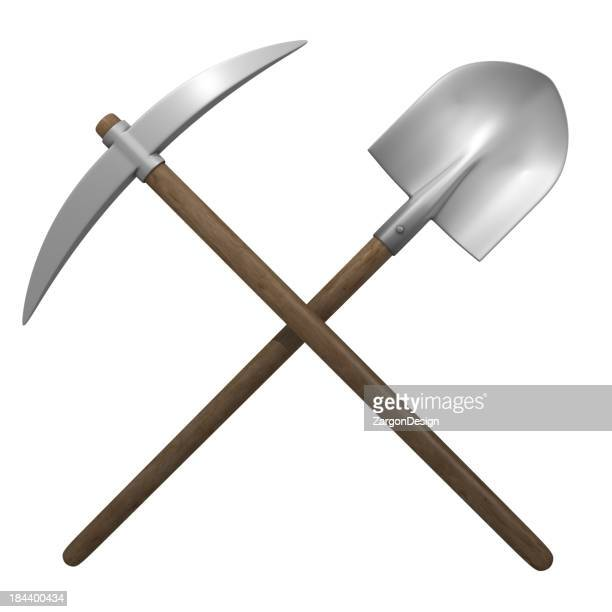 Pick and shovel