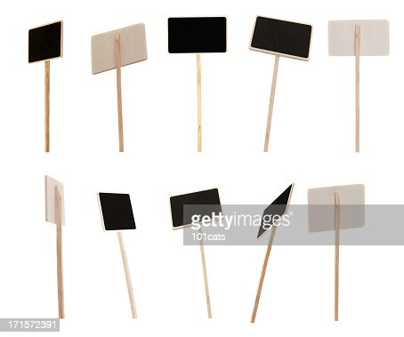 picket sign