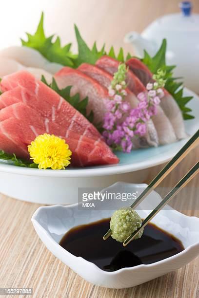 Picking Wasabi with Chopsticks