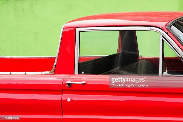 Pickup Truck Roadster Vintage Car