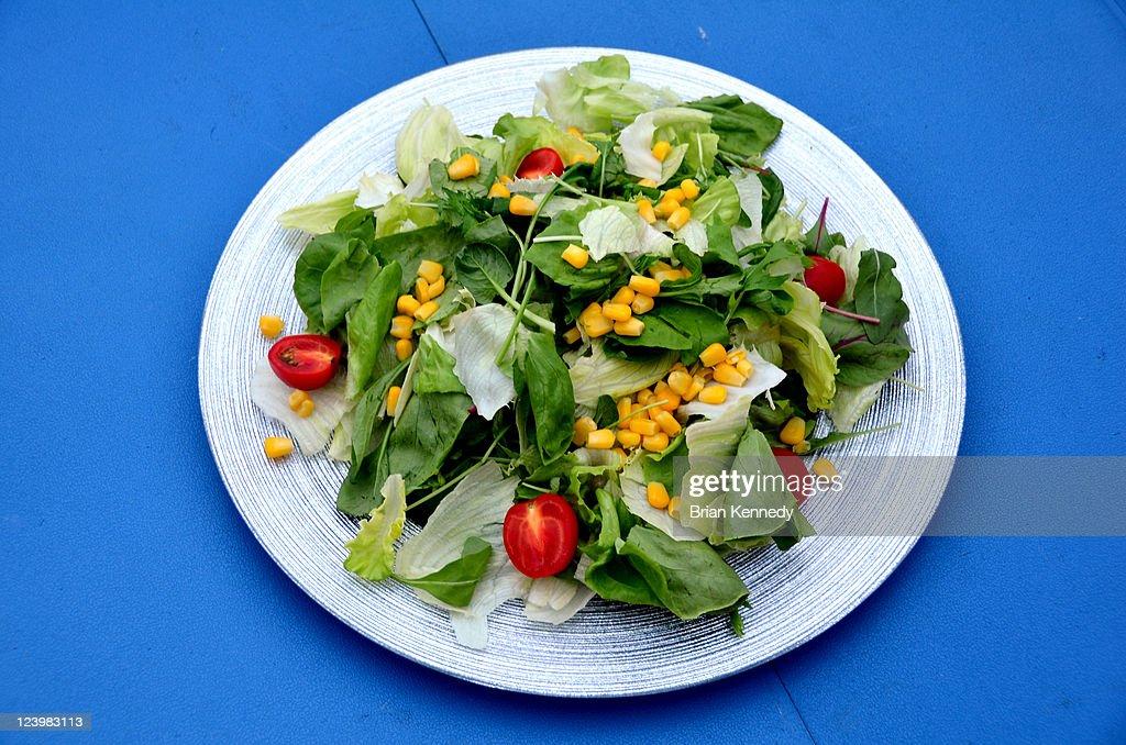 Picnic salad : Stock Photo
