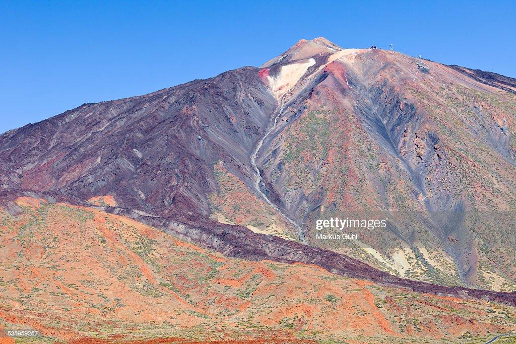 Pico del Teide : Stock Photo