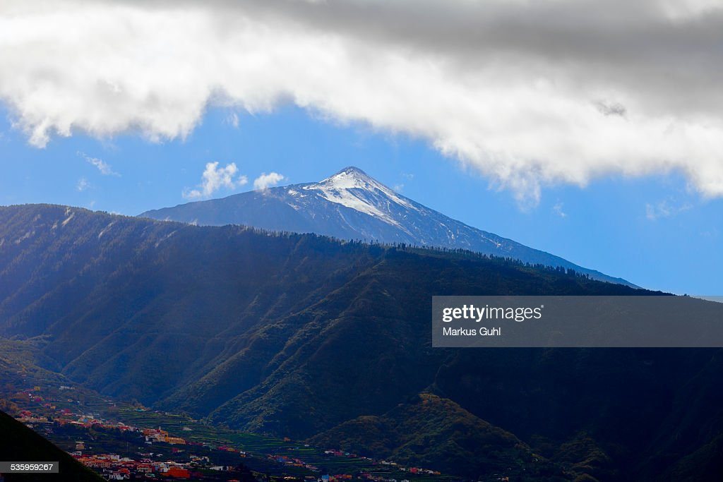 Pico del Teide : Stock Photo