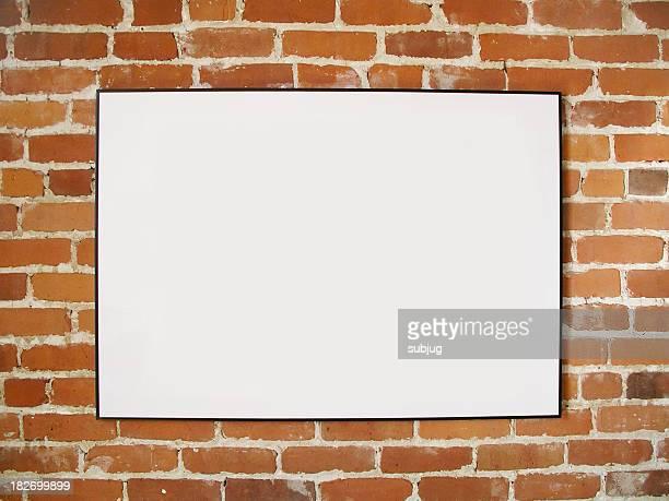 Bilderrahmen auf der Wand