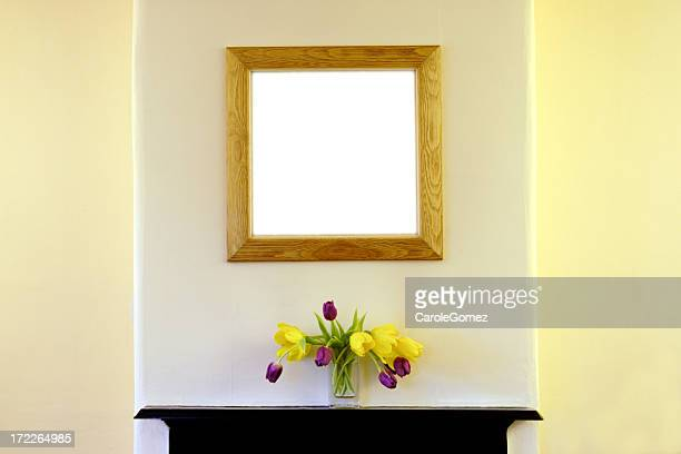 Picture Frame on Wall