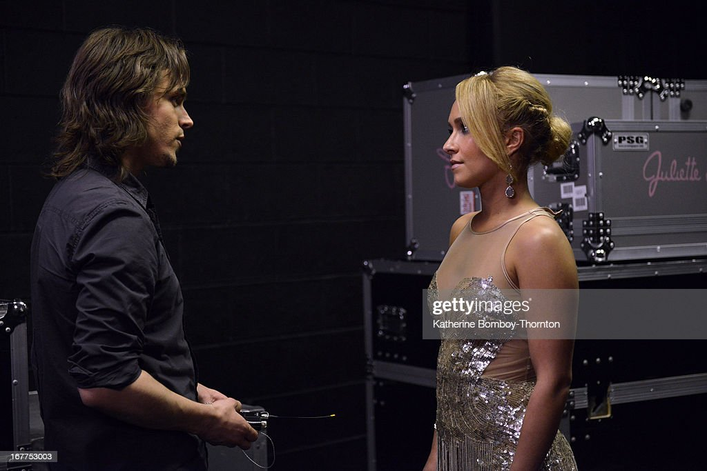NASHVILLE - 'A Picture from Life's Other Side' - Rayna finds an unlikely ally in Lamar when he sides with her against Teddy about the girls. Jolene sees Juliette struggling and tries to find a way to help. Avery and Will, separately, both get a chance to shine with bigger stars -- but will it translate to career gold? And Tandy takes her own agenda to the board of Wyatt Industries, on 'Nashville,' WEDNESDAY, MAY 15 (10:00-11:00 p.m. ET) on the ABC Television Network. PANETTIERE