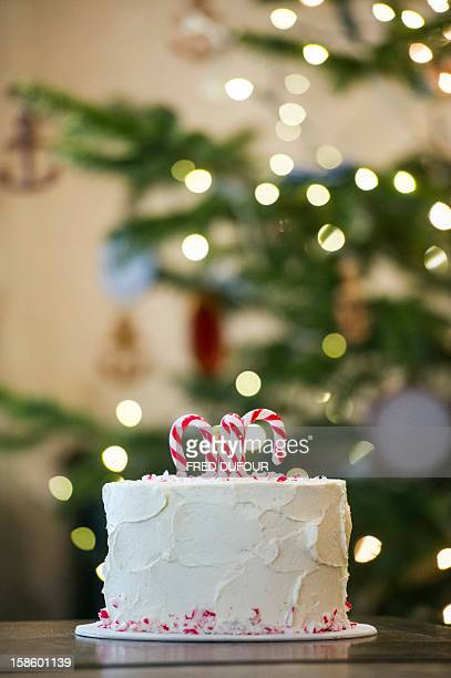 Sugarplum Cake Shop Stock Photos And Pictures Getty Images