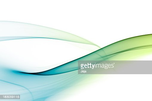 A picture of a green and blue abstract background