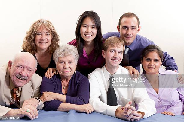 Große Personengruppe