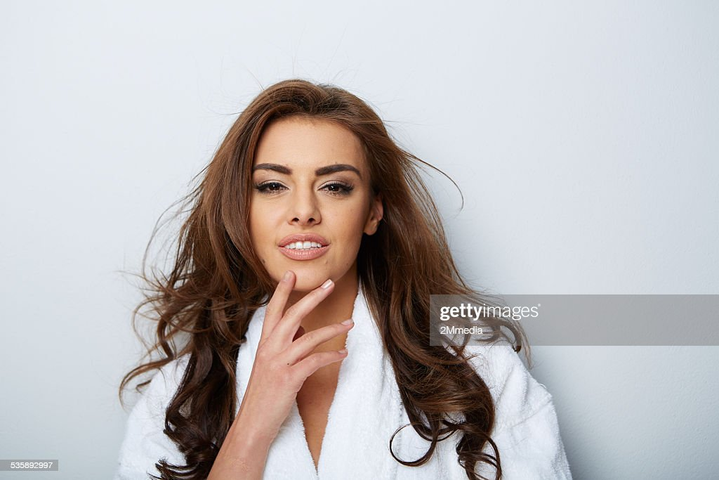 picture of beautiful woman : Stockfoto