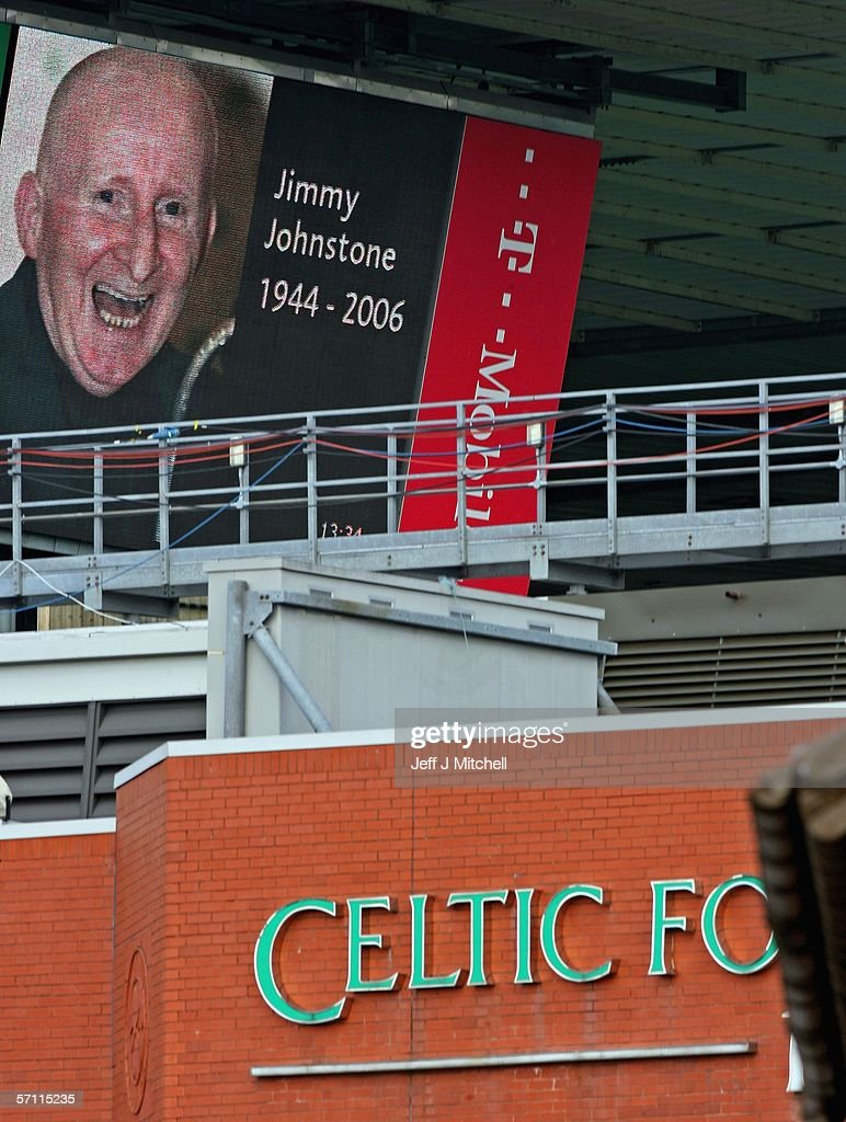 Funeral Held For Celtic Legend Jimmy Johnstone s and