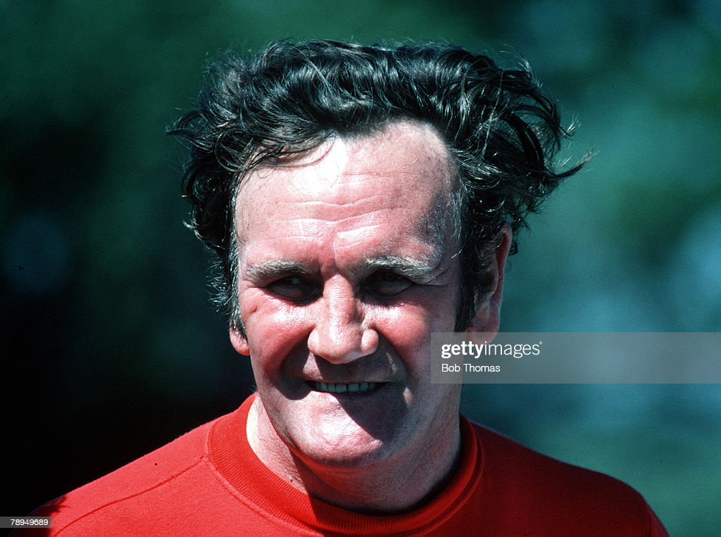 A picture of former Leeds United and England manager Don Revie