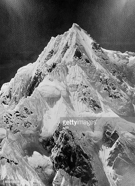 Picture of Himalaya on 1955 K2 is the secondhighest mountain on Earth with a peak elevation of 8611 metres K2 is part of the Karakoram segment of the...