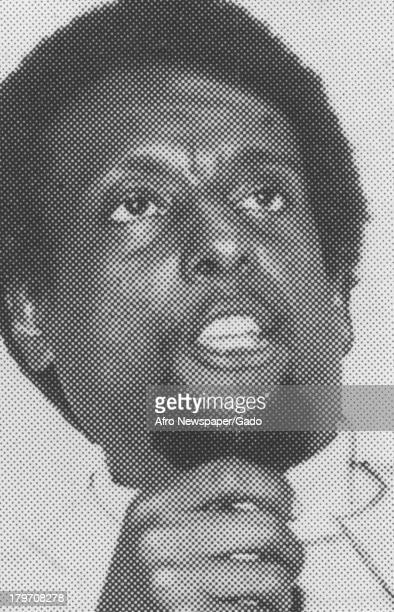 Picture of Trinidadianborn American Civil Rights activist Stokely Carmichael 1967