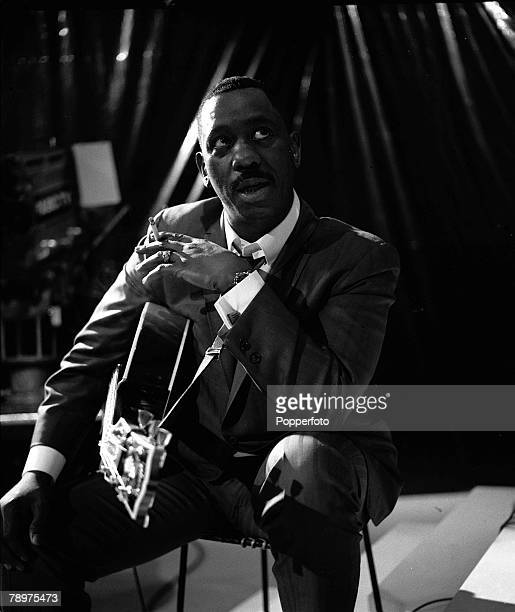 1965 A picture of Wes Montgomery Jazz guitarist
