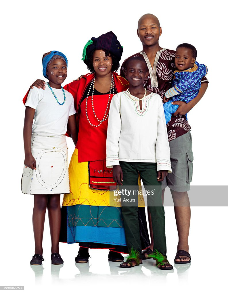 Picture perfect family : Stock Photo