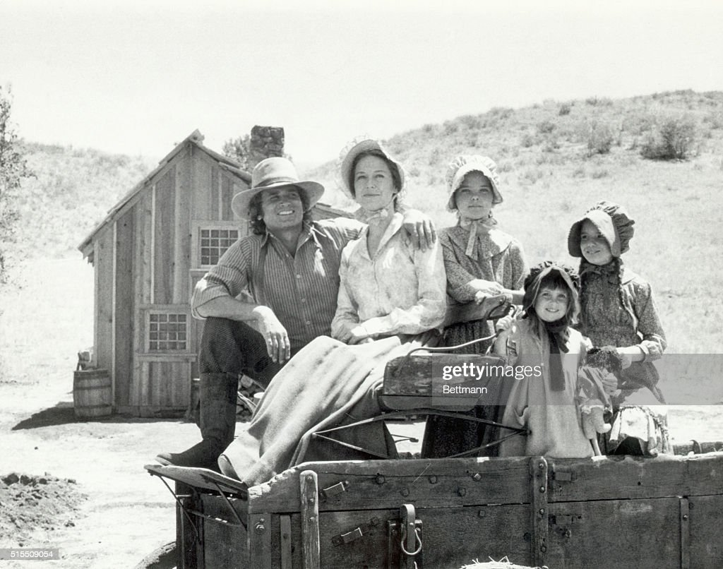 cast of little house on the prairie pictures | getty images