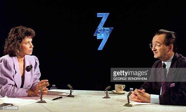 Picture taken 16 July 1989 of Jacques Attali former special advisor to late French President Francois Mitterrand and former head of the Bank of...