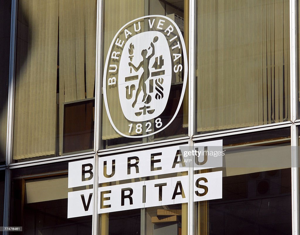Bureau veritas began on euronext paris getty images for Bureau veritas