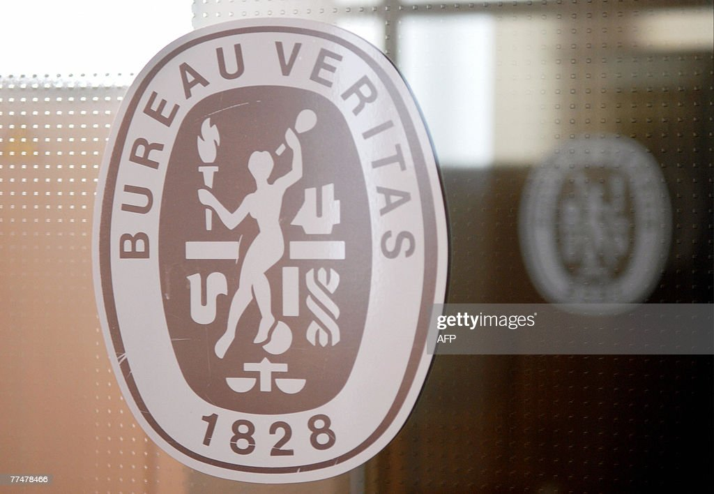 bureau veritas began on euronext paris getty images. Black Bedroom Furniture Sets. Home Design Ideas