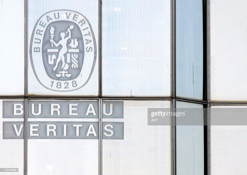 Photos et images de Bureau Veritas Began On Euronext Paris Getty