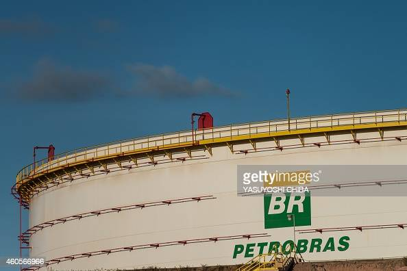 Picture taken at the Petrobras' Abreu e Lima oil refinery currently under construction in Recife Pernambuco state Brazil on April 15 2013 AFP...