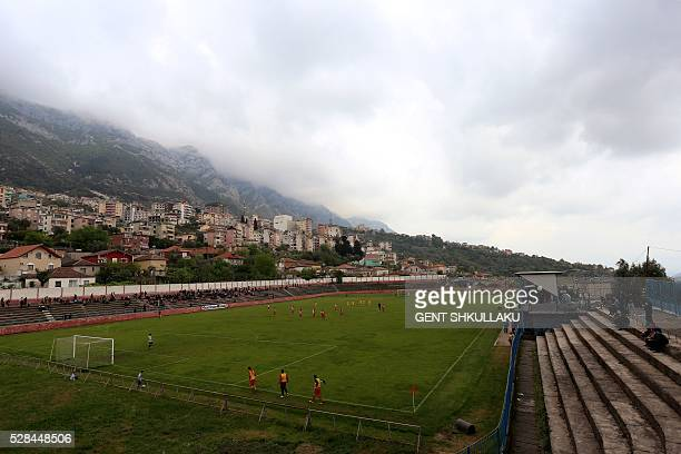 Fc Besa Stock Photos And Pictures Getty Images