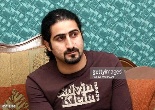 taken on January 29 2008 shows Omar bin Laden a son of Osama bin Laden ...