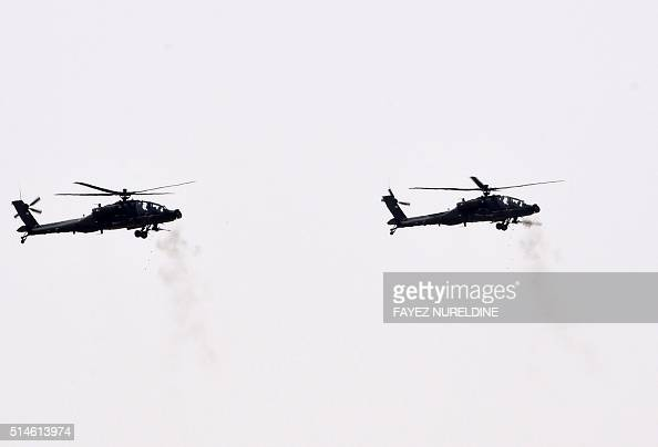 Attack Helicopter Stoc...