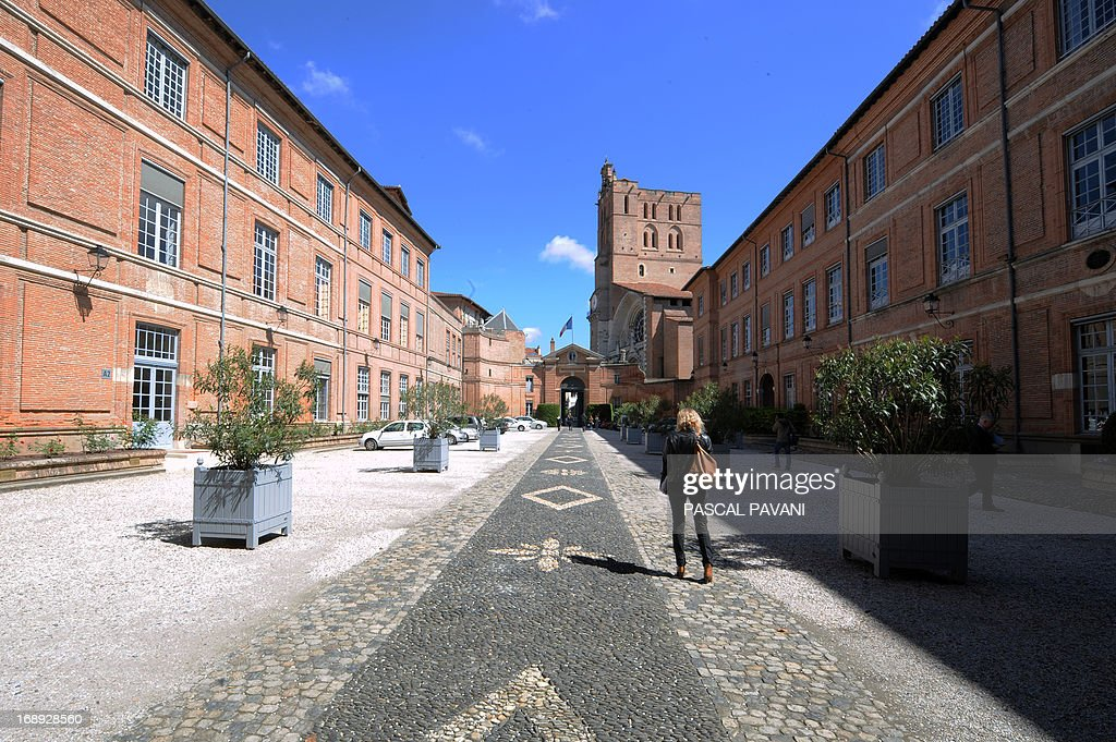 A picture taken on May, 17, 2013 shows the prefecture of the Region Haute-Garonne in Toulouse, southwestern France.