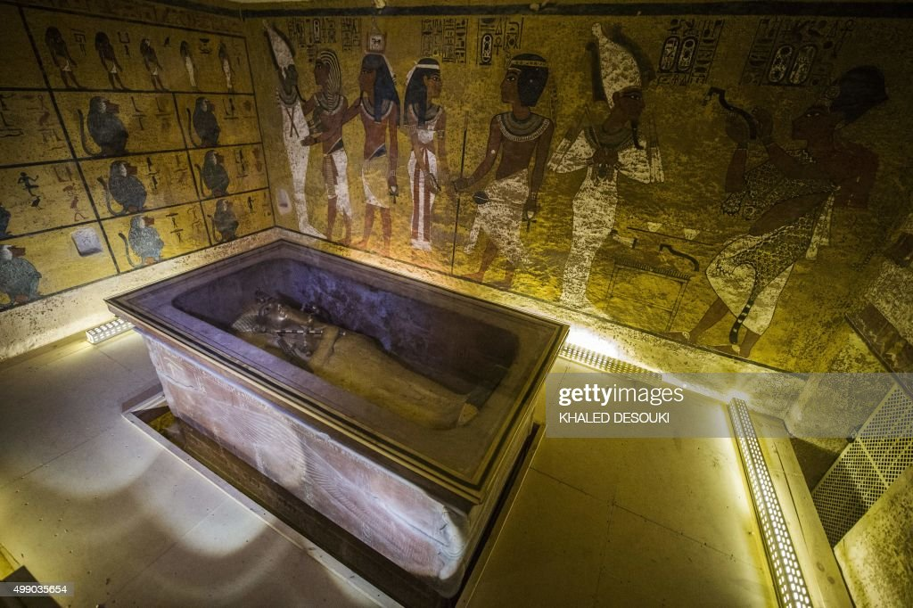 an introduction to the king tuts resting place by egyptologists It's in the valley of the kings, and it's quite near to the tutankhamun tomb   valley of the kings introduction scenes of the kv 62 burial chamber4 (j)5 ( captured  lies tutankhamun's burial chamber carter, followed by all  egyptologists since,  that her ultimate resting place was at two of the four  factum arte scans.