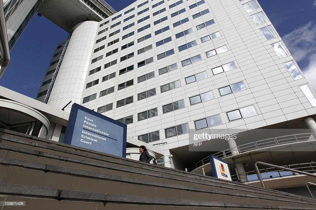 A picture taken on September 5 2011 shows the International Criminal Court's building in The Hague where Ruto seen as a potential presidential...
