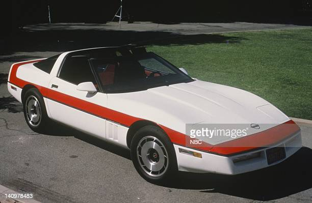 1984 Chevrolet Corvette Photo by Ron TomNBCU Photo Bank