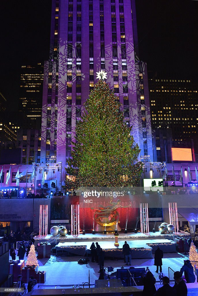 2013 The Christmas Tree at Rockefeller Center --