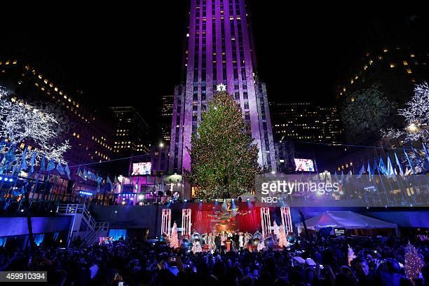 86th Annual Christmas In Rockefeller Center