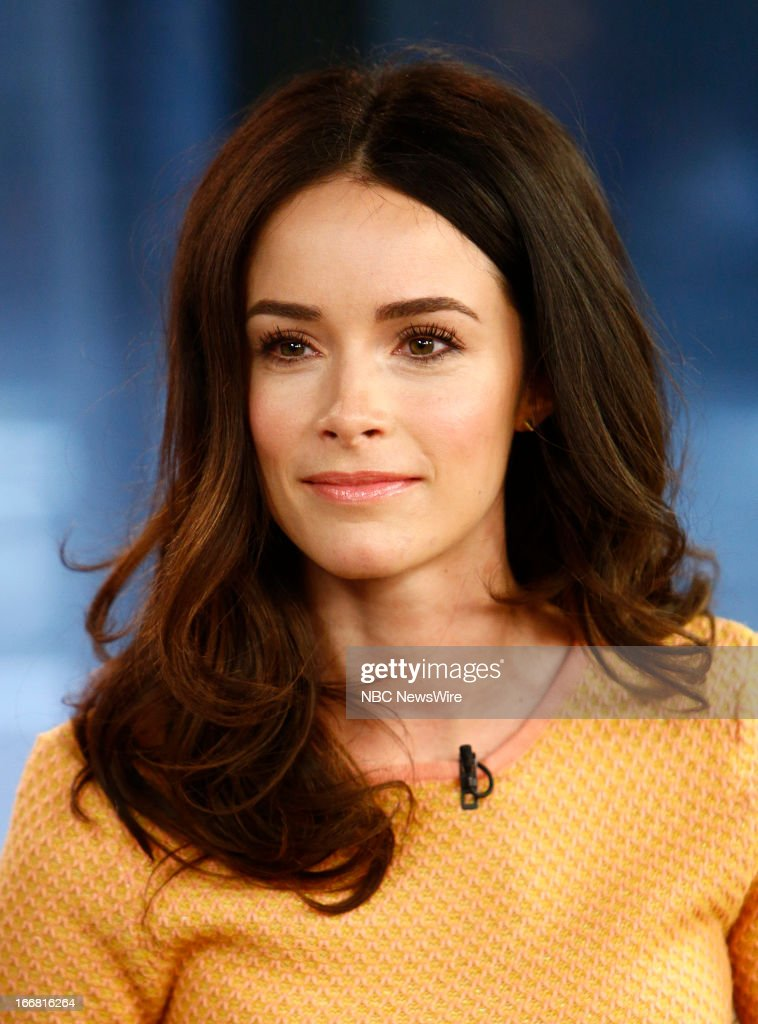 <a gi-track='captionPersonalityLinkClicked' href=/galleries/search?phrase=Abigail+Spencer&family=editorial&specificpeople=748117 ng-click='$event.stopPropagation()'>Abigail Spencer</a> appears on NBC News' 'Today' show --
