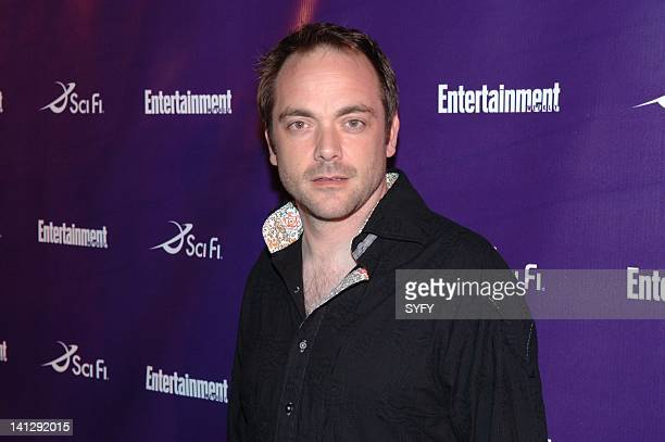 Actor Mark Sheppard of Battlestar Galactica arrives to the SciFi party at the 2007 ComicCon in San Diego Ca Photo by Ken Jacques/SCI FI Channel/NBCUPB
