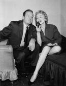 Actor/Comedian Bob Hope and Actress Marlene Dietrich Photo by NBCU Photo Bank